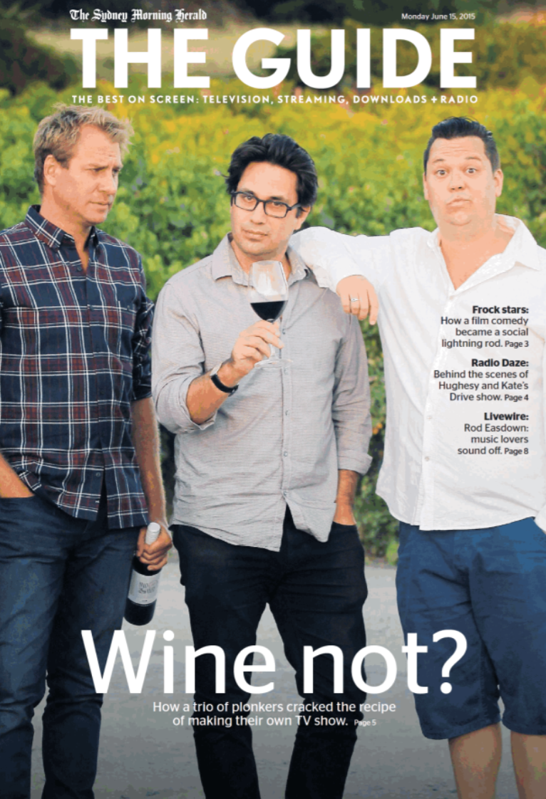 The Guide: Cover Story – Plonk